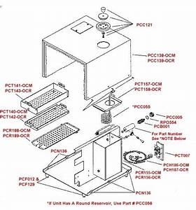 Ocm Ocr Exploded View