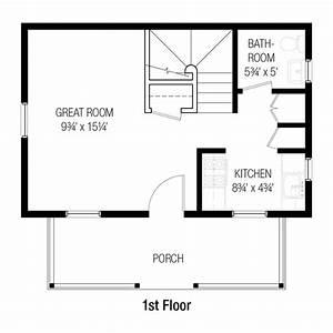 70 Square Meter Loft House Plans