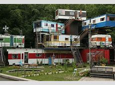 Social Climbers 7 Vertical Trailer Parks for Mobile