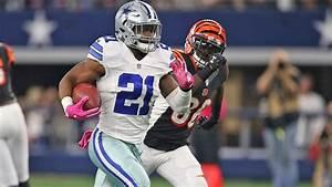 Ezekiel Elliott39s 546 Rushing Yards Are More Than 23 NFL