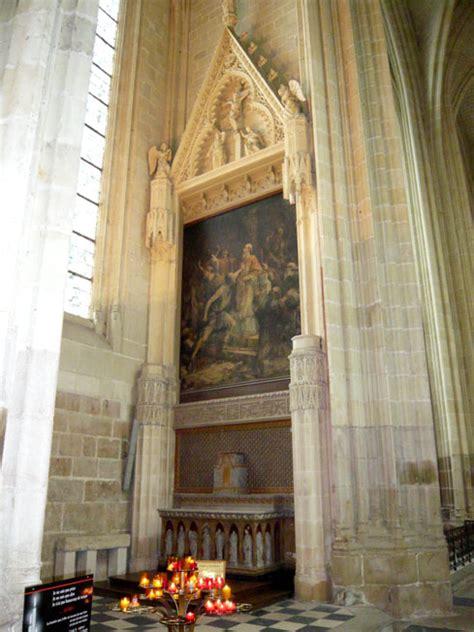 chapelles de la cathdrale de nantes