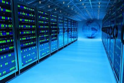 Data Storage Center Google Server Network Equipment