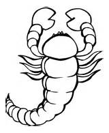 Scorpion Coloring Scorpions Pages Colorings Ies Category Super Supercoloring sketch template