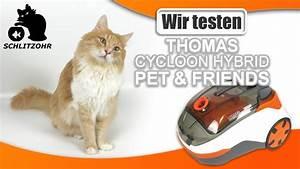 Staubsauger Allergiker Test : im test thomas cycloon hybrid pet friends katzenhaare entfernen staubsauger f r ~ Yasmunasinghe.com Haus und Dekorationen