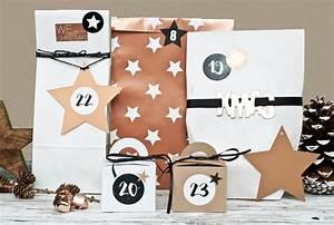 Ausgefallene Geburtstagskarten Selber Basteln : ausgefallene adventskalender selber basteln miomodo blog ~ Frokenaadalensverden.com Haus und Dekorationen