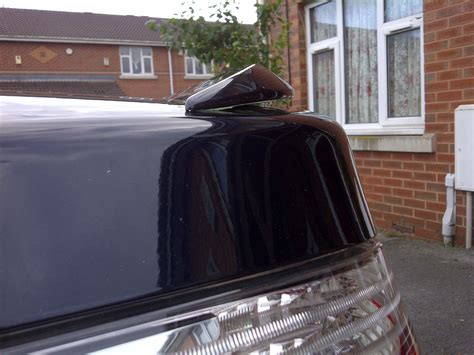 e60 m style replica rear spoiler installation pics and questions page 4 5series net forums