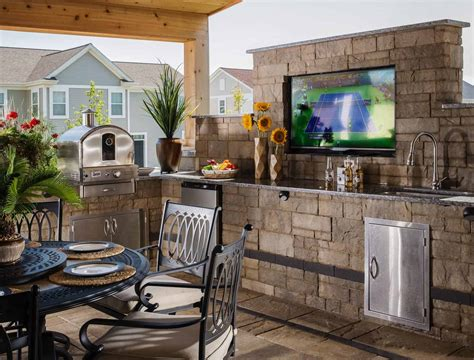 outdoor kitchen ideas     drool