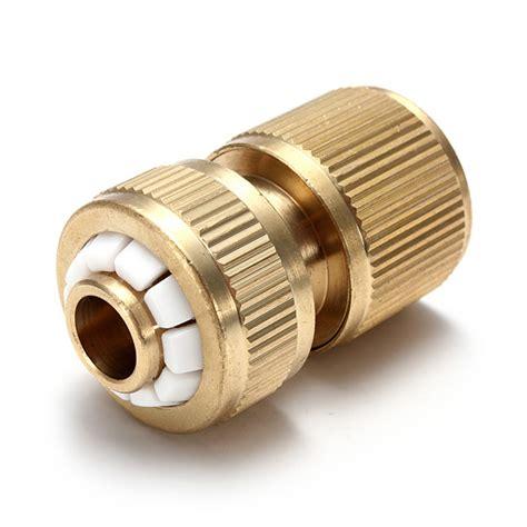 garden hose repair expert brass car garden hose pipe connector joint repair