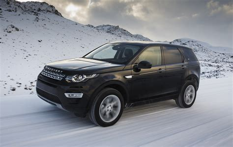 Land Rover Discovery Sport Image by Driven L550 Land Rover Discovery Sport In Iceland Image