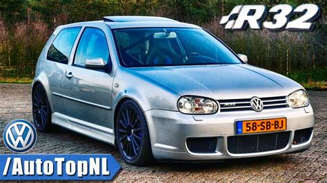 Vw Golf 4 R32 Review By Autotopnl