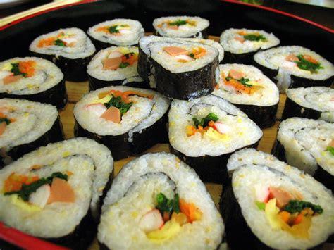korean kimbap north korean food recipes 7000 recipes