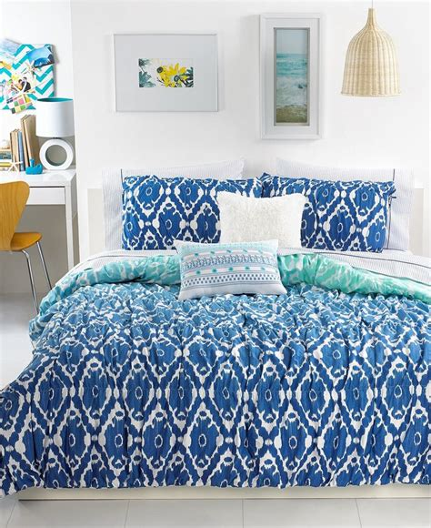 seventeen ombre ikat comforter sets refresh your space