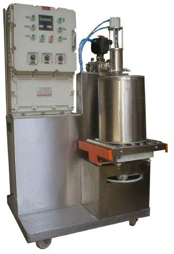 semi automatic paint filling machine thinner filling machine