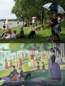 Wisconsin Town Reenacts Famous Post-Impressionist Painting ...