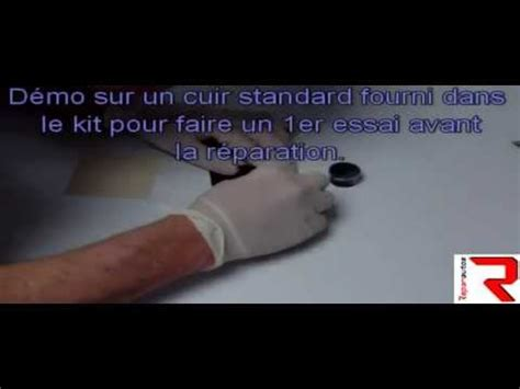 kit reparation canape simili cuir kit réparation cuir pro https reparation cuir