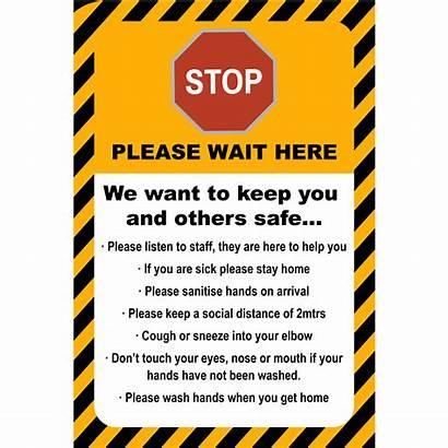 Wait Please Poster Rules Nz