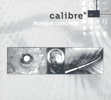 Calibre => Drum'n'bass / Breakbeat