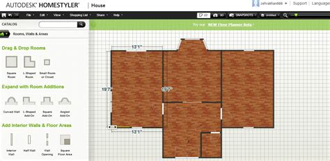 floor plan software homestyler review