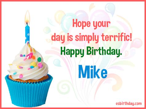 Happy Birthday Mike Images Happy Birthday Mike Happy Birthday Images For Name
