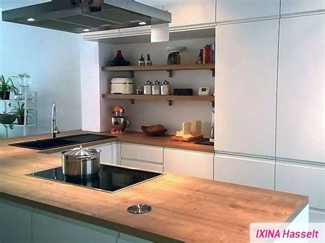 modern kitchen cabinets keukenrealisatie ixina hasselt greeploze keuken 4208