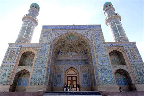 Herat, the mecca of Afghan culture - News - Stripes