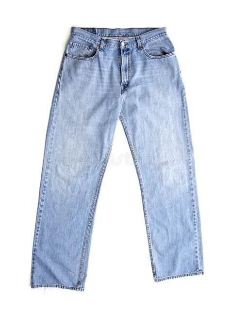 blue jeans  white stock image image  clothing