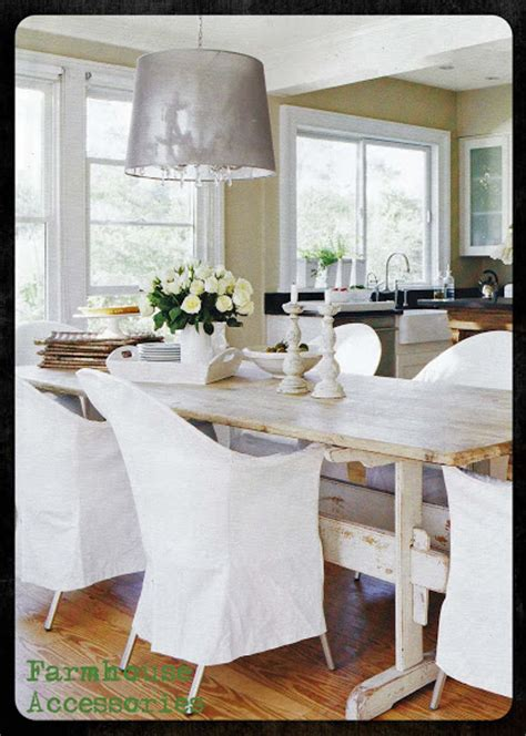 Farmhouse Accessories Country French Slipcovers