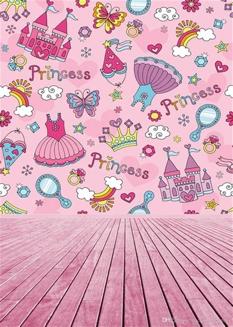 Baby Hintergrund Neutral by 2018 5x7ft Baby Princess Photography Background Pink