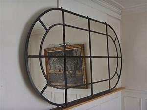 Miroir Sur Mesure Castorama : miroir industriel sur mesure ~ Dailycaller-alerts.com Idées de Décoration