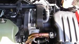 Ticking 2007 Honda Fit Engine