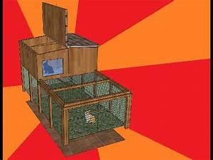 Kaninchengehege Bauen Innen : kaninchengehege selber bauen schritt 1 youtube ~ Frokenaadalensverden.com Haus und Dekorationen