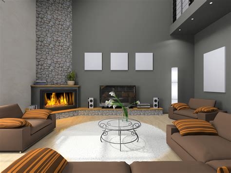 Living Room With Fireplace Layout by Corner Fireplace Decorating Ideas Photos Interior Home