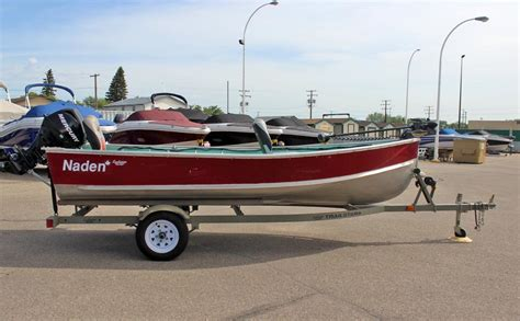 Fishing Boats Saskatoon by 2007 Naden Canadian Laker Aluminum Fishing Boat Prince