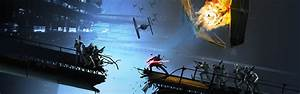 Star Wars Dual Monitor wallpaper ·① Download free HD ...