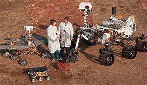 NASA Faked Mars Landings: Mars Rover Photos Were Taken In ...