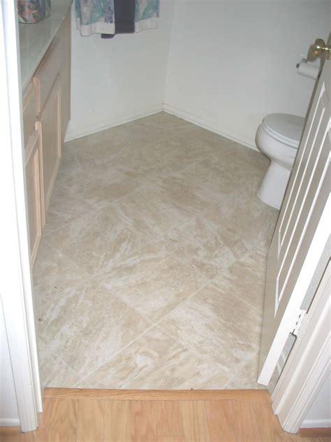 Linoleum Flooring for Bathroom Floor