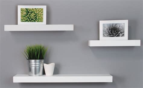 Floating Shelves Bookcase by Top 20 White Floating Shelves For Home Interiors