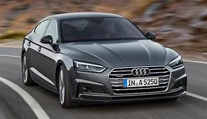 2017 Audi A5 and S5 Sportback revealed, Paris debut Image ...
