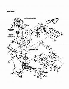 Wiring Diagram Craftsman Dlt 3000