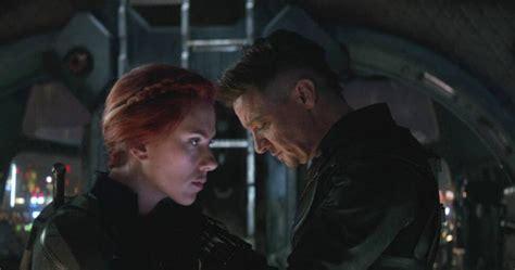 Avengers Endgame Cut Out Black Widow Thanos Battle