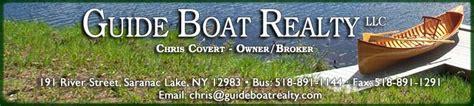 Guide Boat Realty by Adirondack Real Estate Vacation Rentals In Saranac Lake