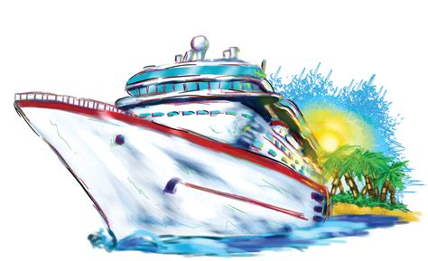Free Clip Art Cruise Ship Clipartfest 3 - Cliparting.com
