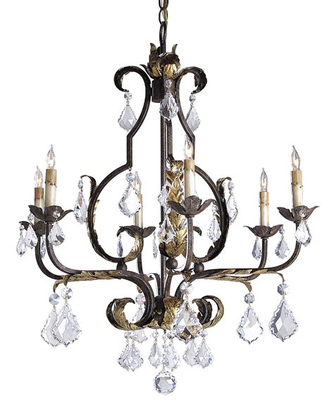 currey company lighting currey and company 9828 crystal tuscan six light chandelier