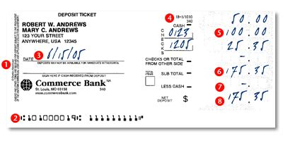 how to fill out a deposit ticket bank of america deposit slip autos post