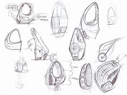 Sketches Sketch Drawing Industrial Sketching Bag Designer