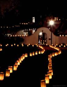 new mexico luminaries christmas lights new mexico pinterest