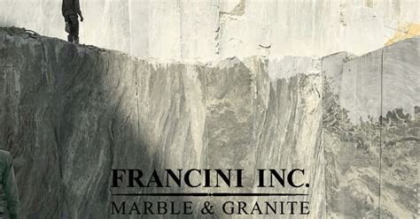the personalities of granite francini marble