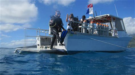 Boating License Oahu by Boat Charter Oahu Scuba Diving The Kahala And The Nori