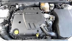 Vectra 3 0 V6 Tdci Engine Sound