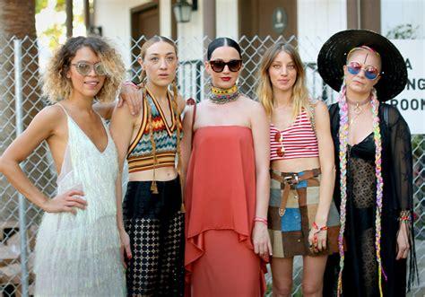 coachella  mainstream prestige brands  opting